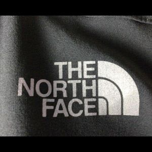 The North Face Jackets & Coats - The North Face Charcoal Polyester Long Sleeve